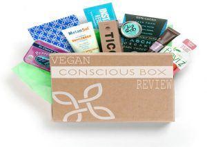 Vegan Conscious Box Review