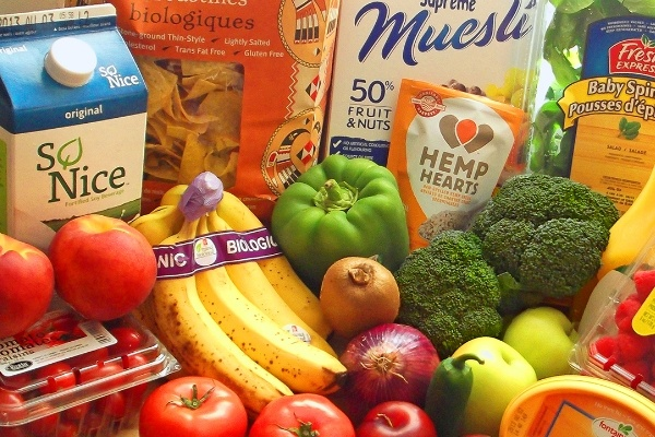 Vegan Shopping List Safeway