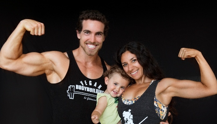 Vegan Bodybuilders Healthier