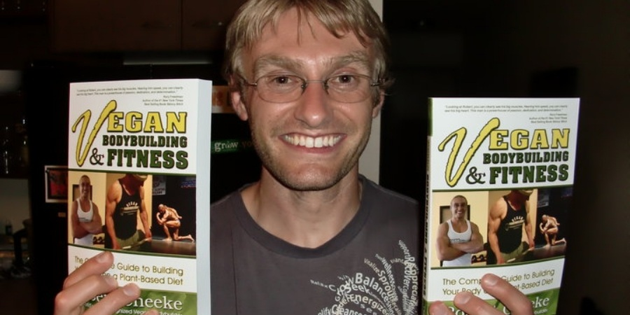 Vegan Bodybuilding Books Image