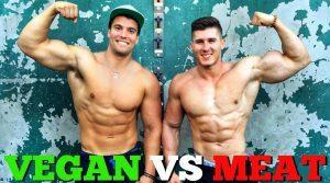 Vegan Bodybuilders vs. Meat-Eating Bodybuilders