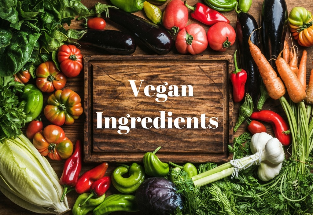 Vegan Ingredients Image
