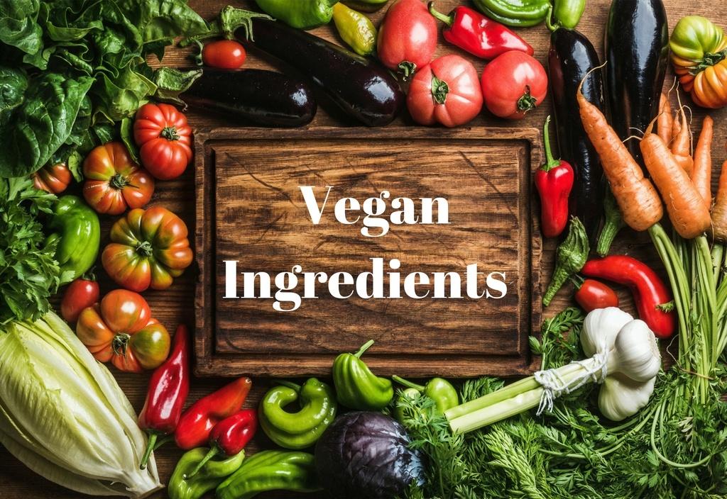 Vegan Ingredients Image