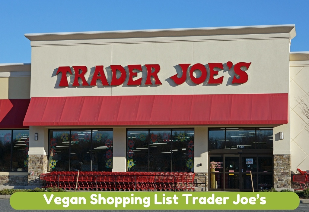 Vegan Shopping List Trader Joe's Image