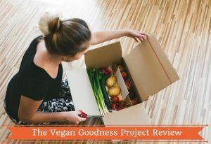 Vegan Goodness Project image