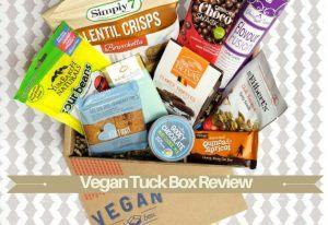 Vegan Tuck Box Review