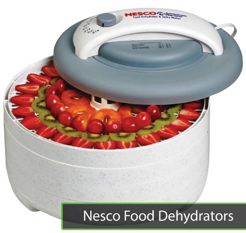 Nesco Food Dehydrators