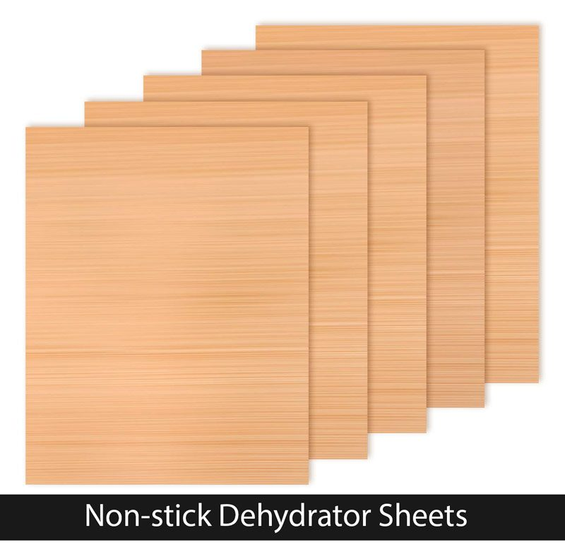 Non-stick Dehydrator Sheets