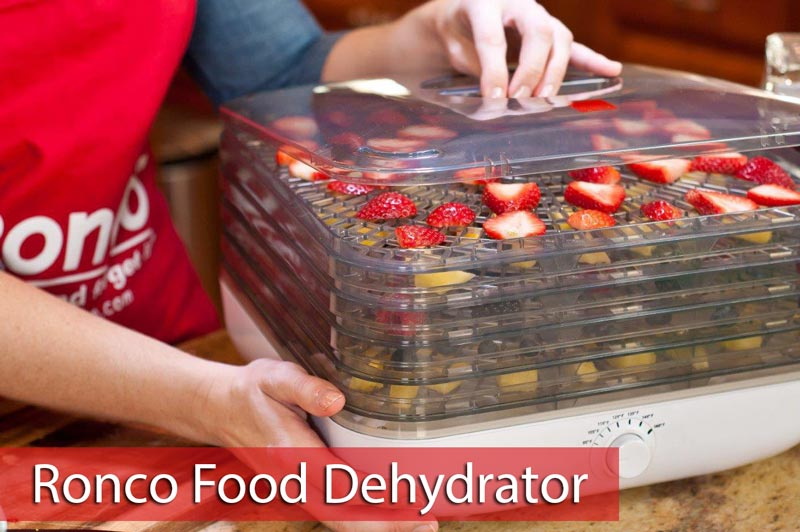 Ronco Food Dehydrator