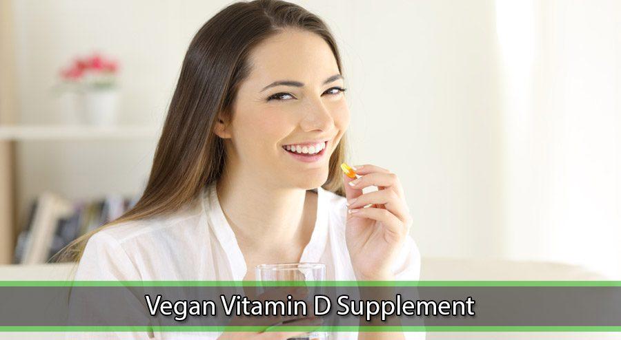 Vegan Vitamin D Supplement Choices