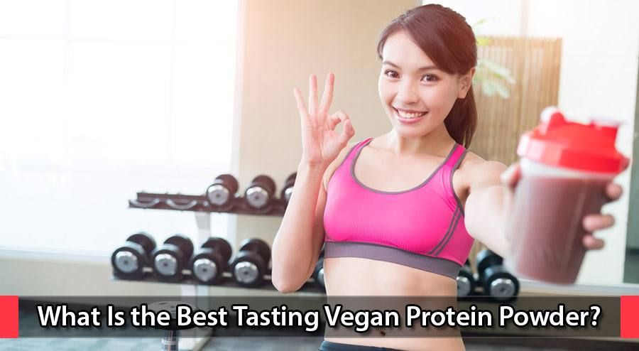 What Is the Best Tasting Vegan Protein Powder