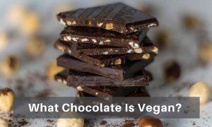 What Chocolate Is Vegan
