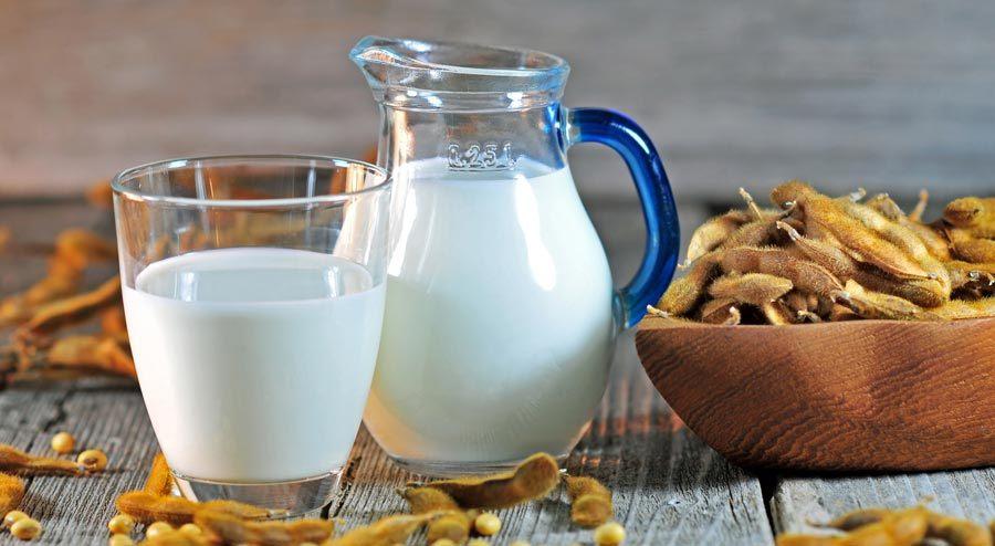consider introducing vegan milk into your diet