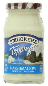 Smuckers Marshmallow Topping